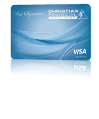 Blue Signature Credit Card